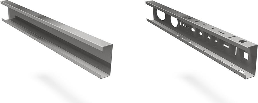çelik profil