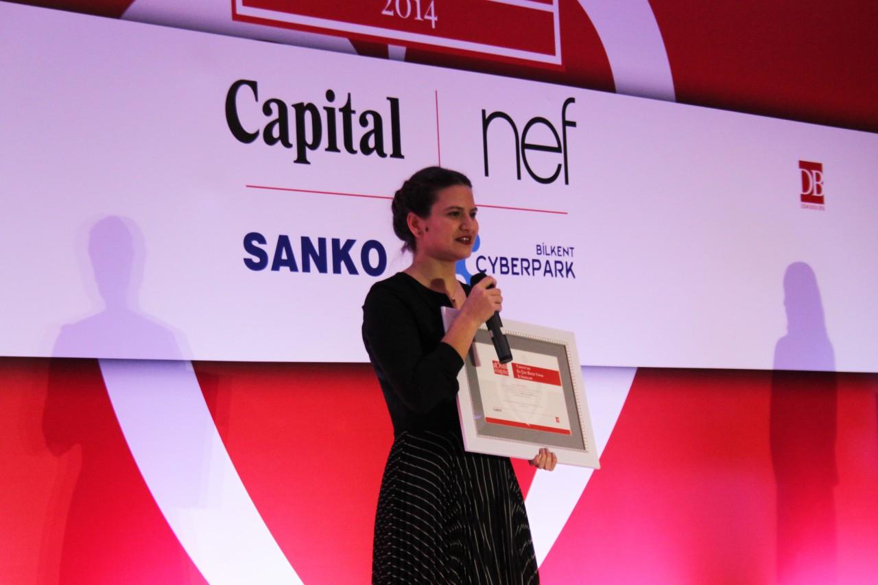 Hekim Holding, Türkiye'nin Gönlü Zenginler Ödül Töreni'nde